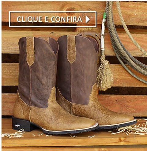 Cow Way Boots