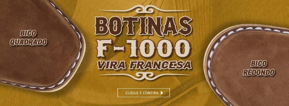 Home - Botinas F-1000
