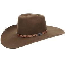 Chapéu Preto Country Texas Diamond 20997 - Rodeo West ba90fb0ae63