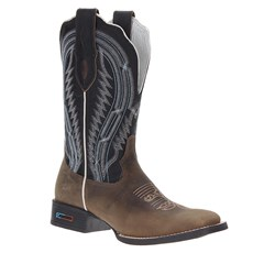 Bota Country Masculina Smith Brothers Marrom 22205 db173389e6c