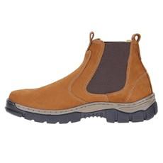 be9e8c035ad54 Botina de Couro Masculina Urbana Boots Cano Curto 19702 - Rodeo West