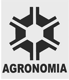 Adesivo Agronomia - Rodeo West 13988