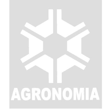 Adesivo Agronomia - Rodeo West 13989