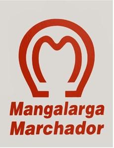 Adesivo Mangalarga Marchador - Rodeo West 14076