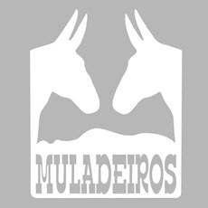 Adesivo Muladeiros - Rodeo West - 15855