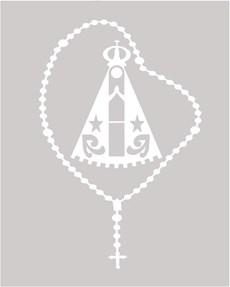 Adesivo Nossa Senhora Aparecida - Rodeo West 14033