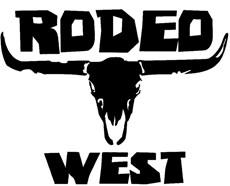 Adesivo Rodeo West 17362