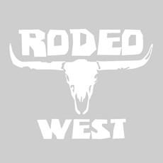 Adesivo Rodeo West 17363
