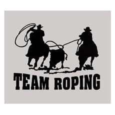 Adesivo Team Roping - Rodeo West 14030