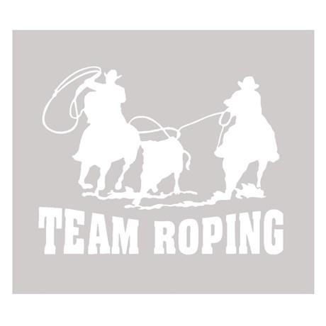 Adesivo Team Roping - Rodeo West 14031