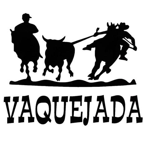 Adesivo Vaquejada - Rodeo West 14980