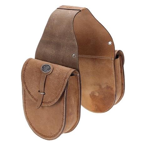 Alforge para Sela de Cavalo em Couro Pyramid Country 22691
