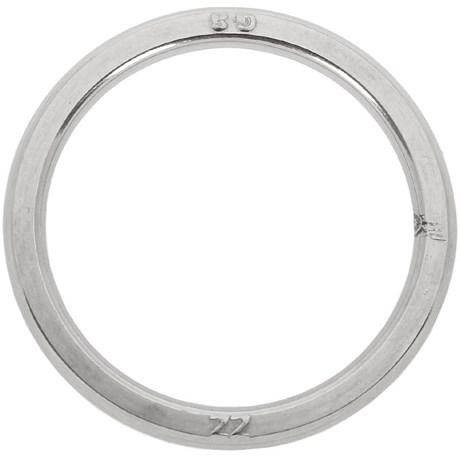 Argola Inox 55X6.0mm Nº 22 - Rodeo West 17405