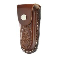 Bainha para Canivete em Couro Nossa Senhora Aparecida Rodeo West 29294