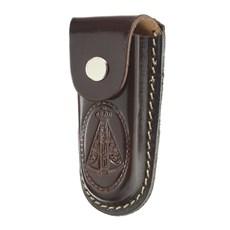 Bainha para Canivete em Couro Nossa Senhora Aparecida Rodeo West 29300