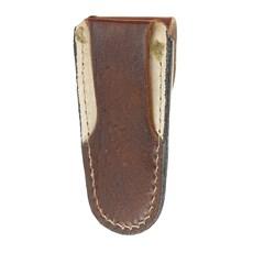 Bainha para Canivete em Couro Rodeo West 29301