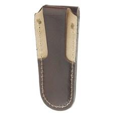 Bainha para Canivete Grande em Couro Rodeo West 29298