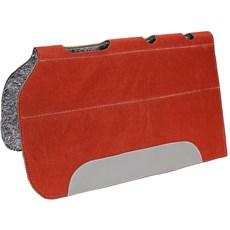 Baixeiro de Carpete Vermelho com EVA e Feltro - Bronc-Steel 18690
