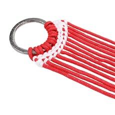 Barrigueira Vermelha 12 Fios com Argolas de Metal A Pantaneira 23904