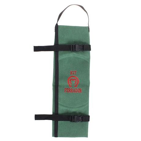 Bolsa para Ferrador Verde Mangalarga Bronc-Steel 23708