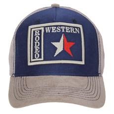 Boné Aba Curva Rodeo Western 23365