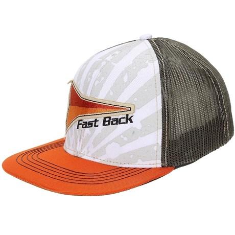 Boné Aba Reta Fast Back com Tela 17268