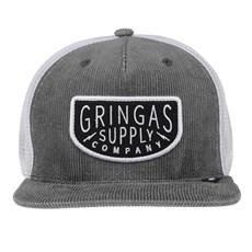 Boné Aba Reta Gringa's Western Original Cinza 24467