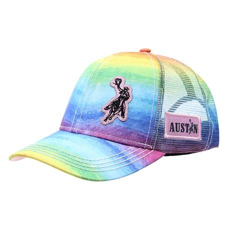 Boné Adulto Arco Iris Austin Western 28722