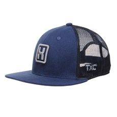 Boné Azul com Tela TXC Snapback 29344