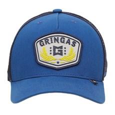 Boné Azul com Telinha Snapback Gringa's 29076