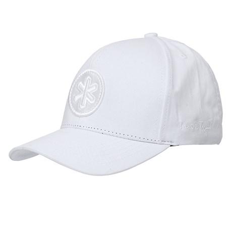 Boné Branco Tuff Aba Curva 27434