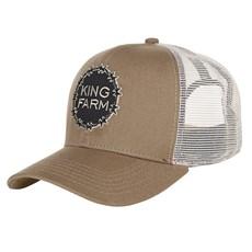 Boné com Tela King Farm 25175