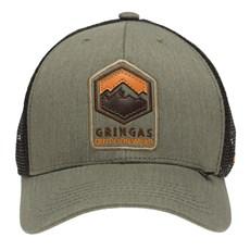 Boné Gringa's Verde Snapback com Tela 27987