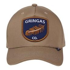 Boné Gringa's Western Original Aba Curva 24461