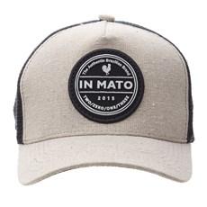Boné Made In Mato Bege com Telinha 29977