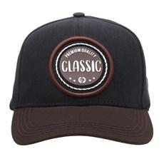 Boné Preto Snapback Classic 29485