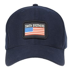 Boné Smith Brothers Azul Snapback 25578