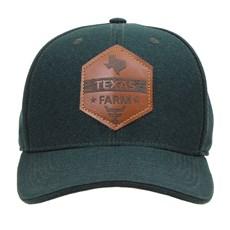 Boné Snapback Verde Texas Farm 29040