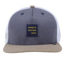 Boné Trucker Gringa's Western Original Aba Reta 23943