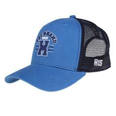 Boné Trucker TXC Azul Aba Curva com Tela 26060