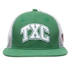 Boné Verde Snapback com Tela TXC 29341