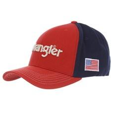 Boné Vermelho Snapback Wrangler 28198