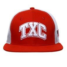 Boné Vermelho TXC com tela 29335