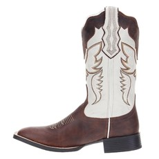 85e65015e Bota Masculina Bico Fino Cano Longo Preta Cow Way 21511 - Rodeo West