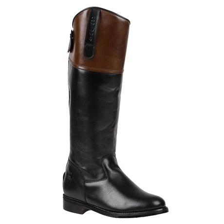 e540a8a56d Bota de Montaria Masculina Preta Cow Way 24475 - Rodeo West