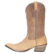 ... Bota Masculina Texana Exótica Bucho Cano Longo - West Country 39a5c184e76