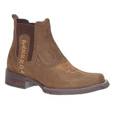 Botina Marrom Masculina Fazenda Boots 23449