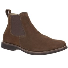 6b07735bb0075 Botina Masculina Marrom Urbana Boots 20729 ...