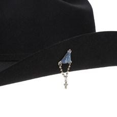 Boton para Chapéus e Bonés Nossa Senhora Aparecida Rodeo West 23563