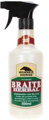 Braite Herbal com Pulverizador - Winner Horse 0845